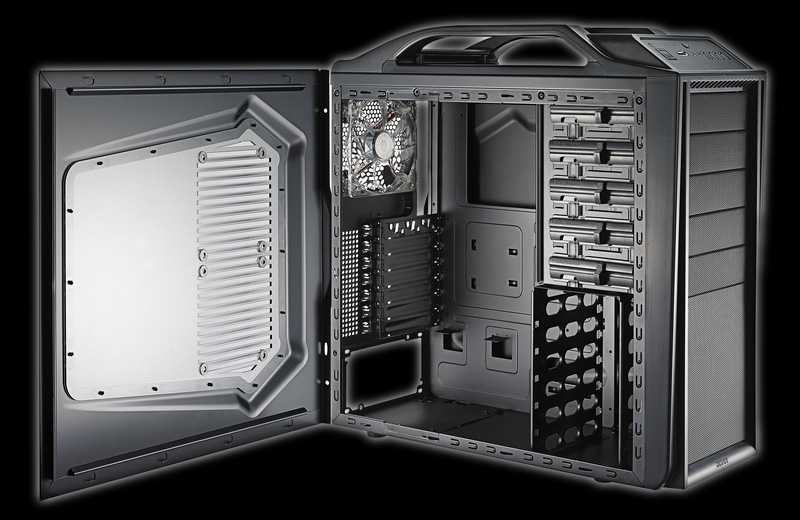 CoolerMaster Scout Gaming Case