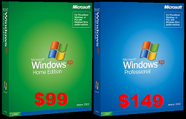 Buy in Canberra Windows XP